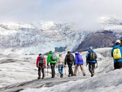 Gltechertour Svinafelsjökull