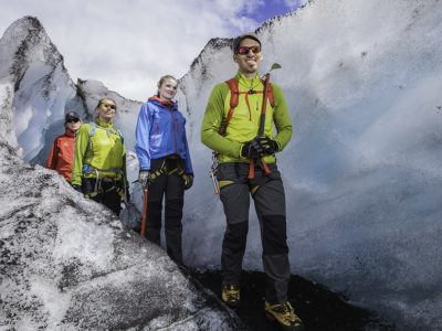 Gletscherkundung Sólheimajökull