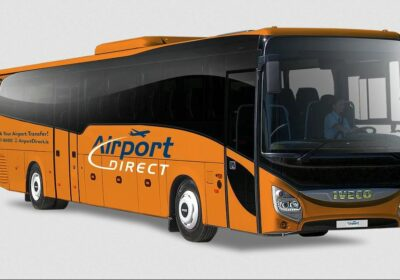 Airport-Direct Flughafenshuttlebus